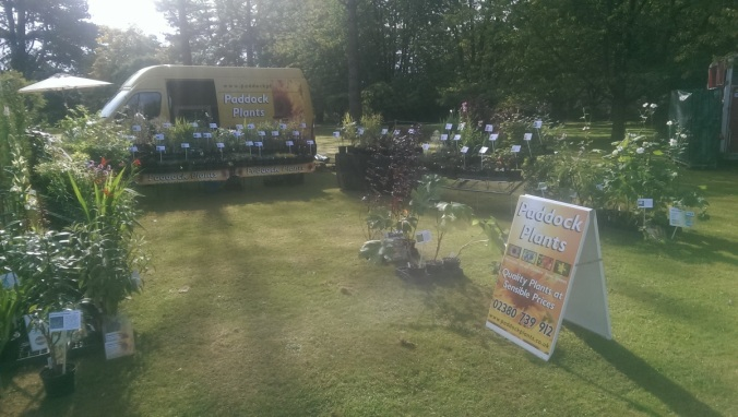 NHMF Plant Fair at Longstock